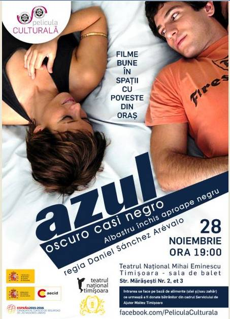 FILm spaniol pelicula culturala
