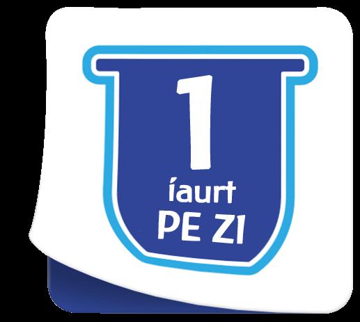 Logo 1 iaurt pe zi