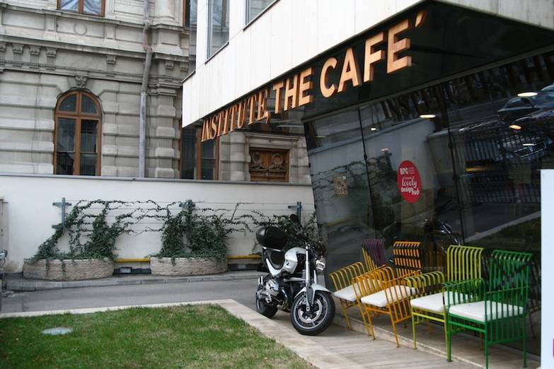 The Institute Cafe