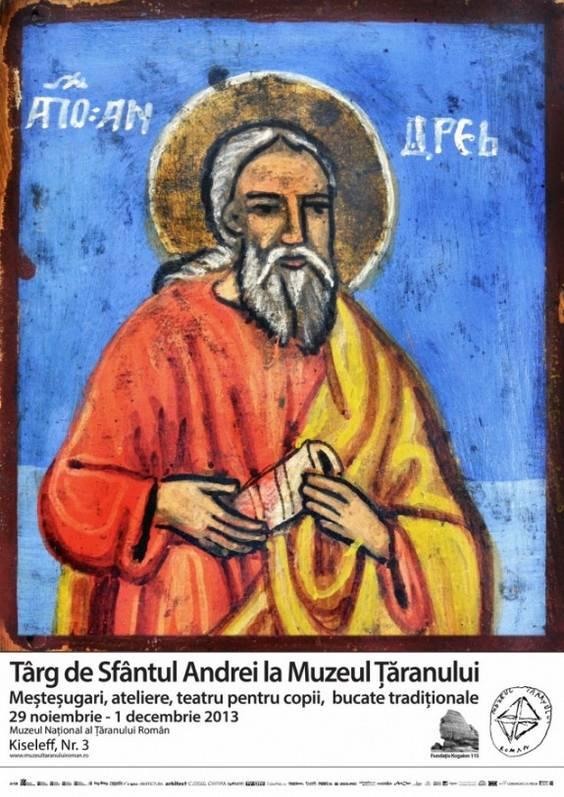 afis_Targ de Sf Andrei