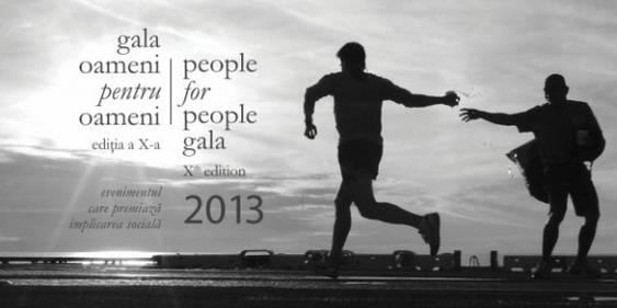 gala oameni pentru oameni 2013