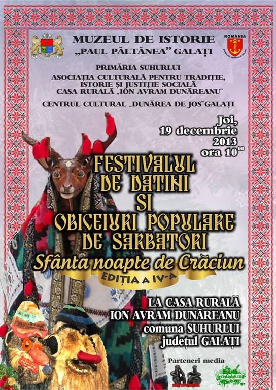 Afis Festival Suhurlui