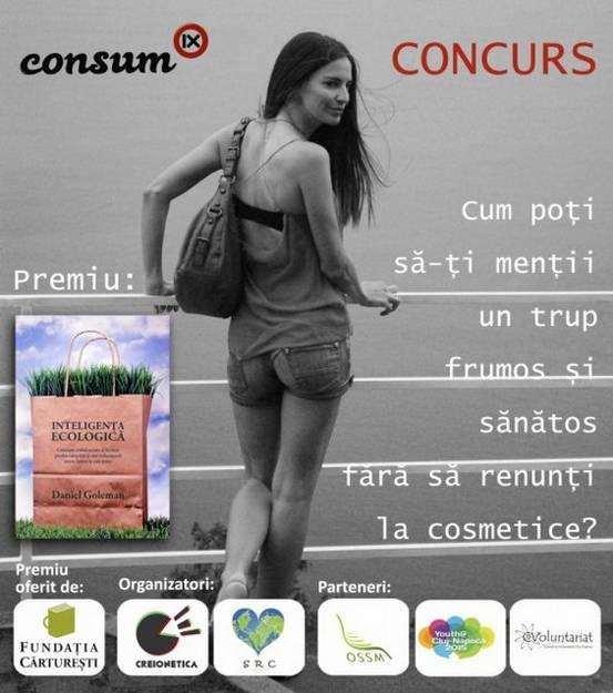 CONCURS COSMETICE