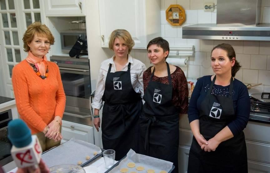 Electrolux - Cooking caritabil Palatul Elisabeta (2)