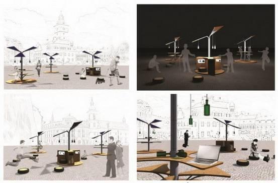 Locul II_Eco Wi-Fi Zone Design_2
