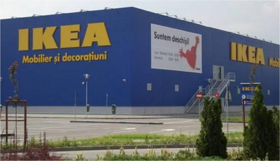 Magazinul_IKEA_Bucuresti