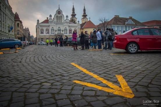 piata unirii timisoara parcare