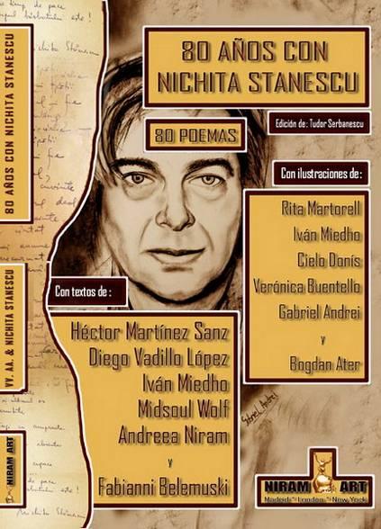 volum omagial Nichita Stanescu