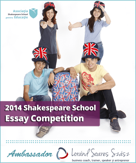 Shakespeare School Essay Competition_1