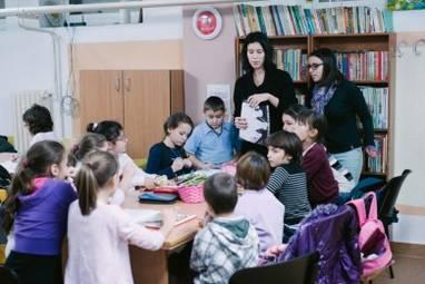 Voluntariat Engleza pentru Viata