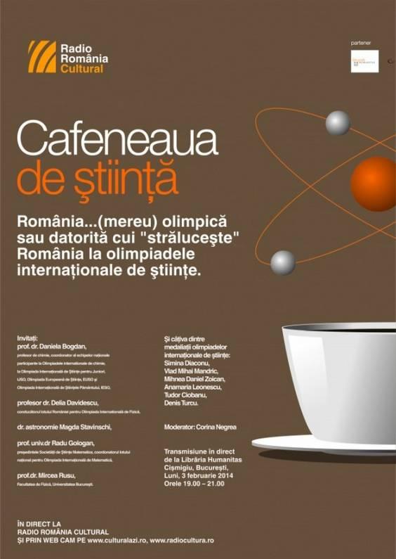 afis cafeneaua 3 feb