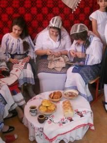 poze de la scoala din Glina