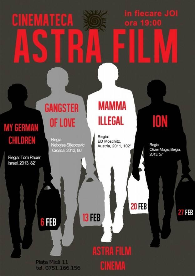 Filmul de joi - luna februarie