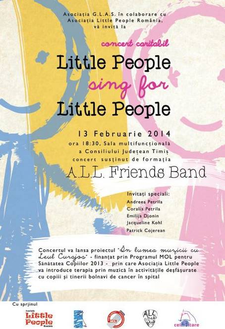 little people concert timisoara