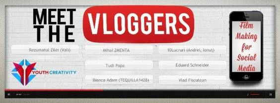 meet the vloggers