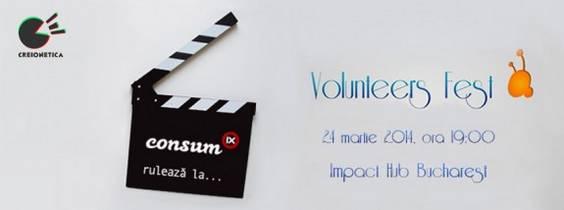 Consumix la Volunteers Fest