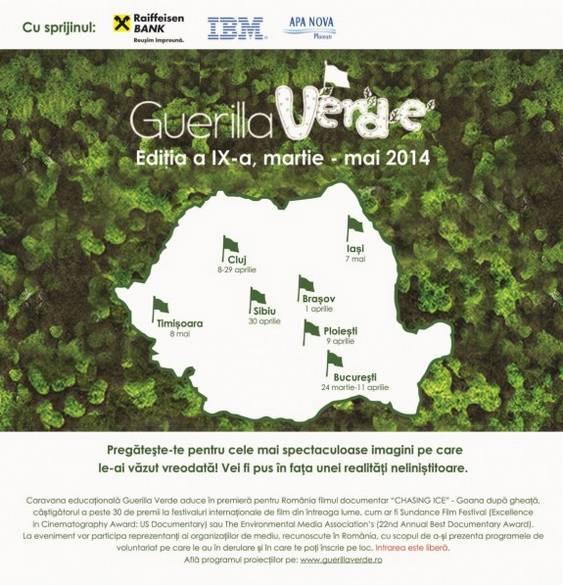 Harta GV editia a IX-a