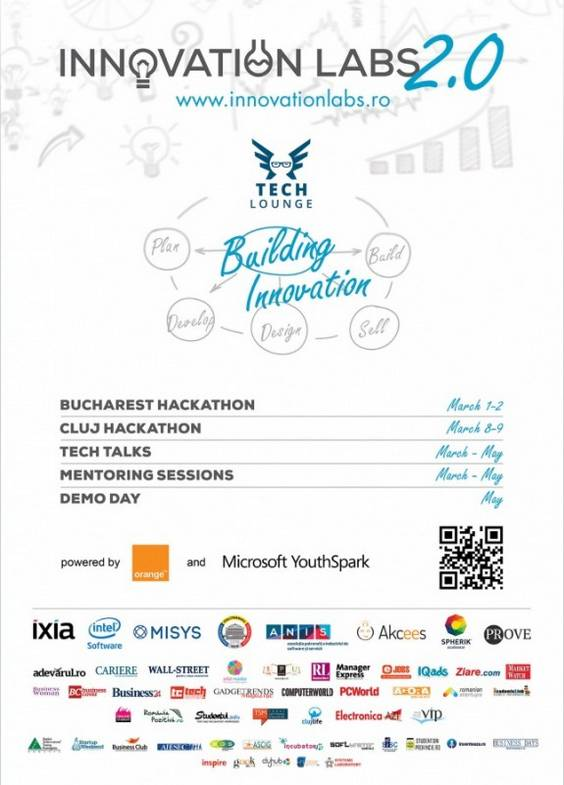 Poster Innovation Labs 2.0