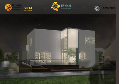 Prototip EFdeN - scenariu de noapte