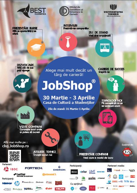 jobshop cluj 20114