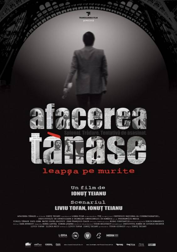 Afacerea Tanase - Afis