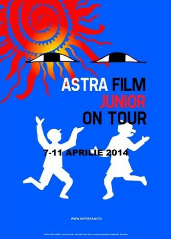 Astra Film Junior on Tour 2014-1