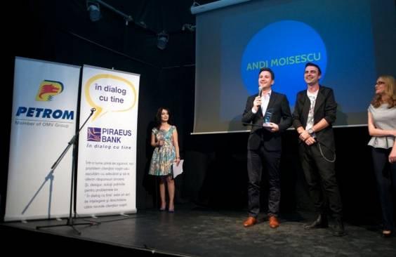 Castigatori - Gala Romanian CSR Awards 2014