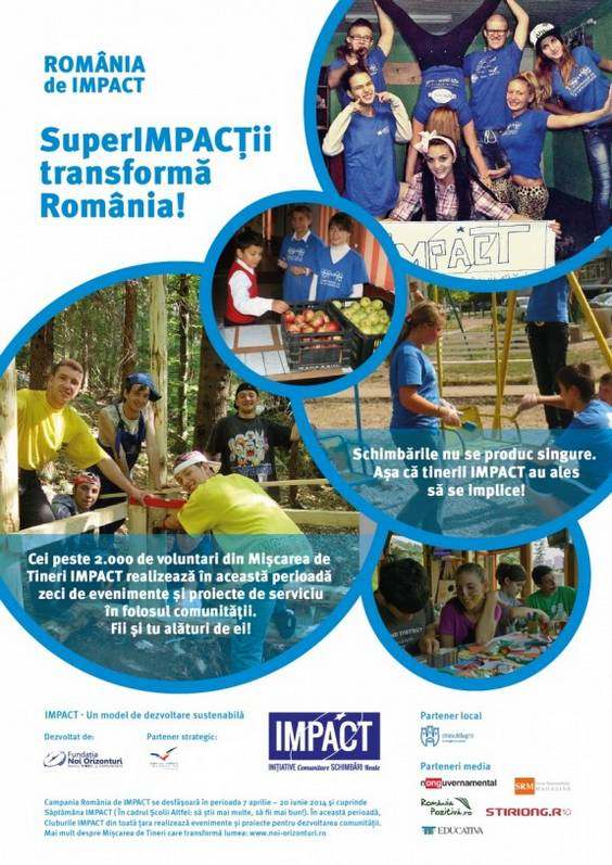 Fundatia Noi Orizonturi_Romania de IMPACT