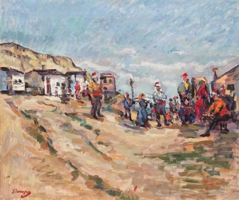 Nicolae Darascu - Cismeaua din Balcic