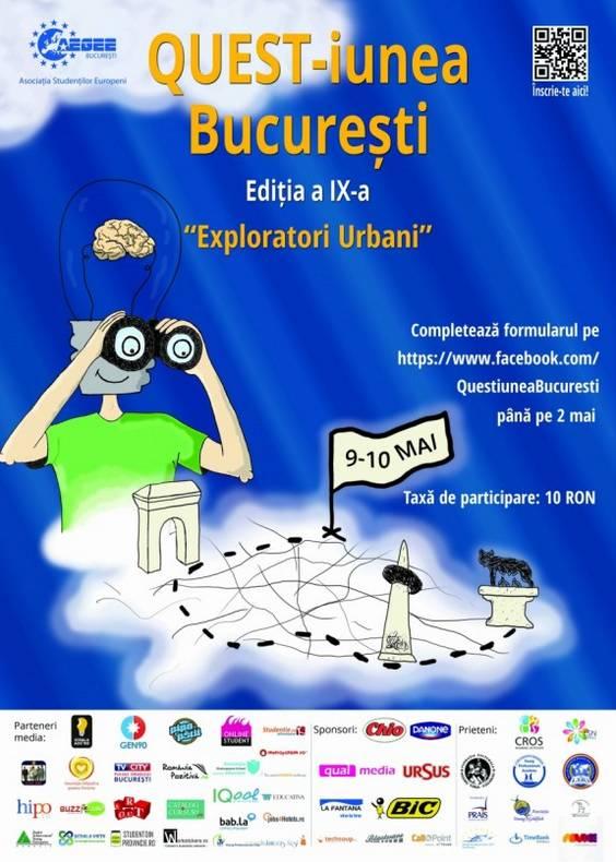 Poster QB9 pentru postari