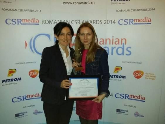 Samsung Electronics Romania-Gala CSR Awards