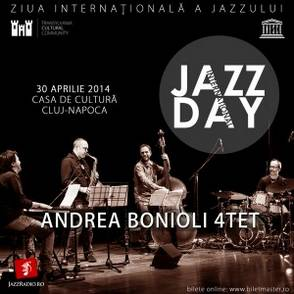 andrea-bonioli-quartet-ziua-internationala-a-jazzului