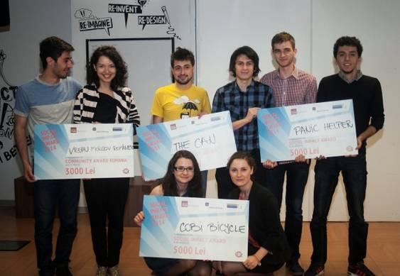 Castigatorii Social Impact Award 2014