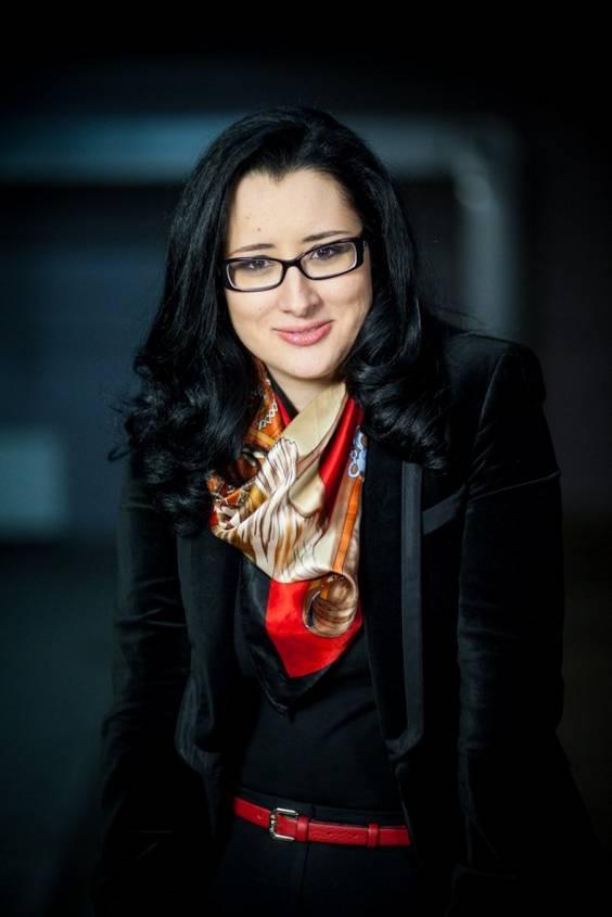 Hortensia Nastase, Managing Partner GolinHarris_
