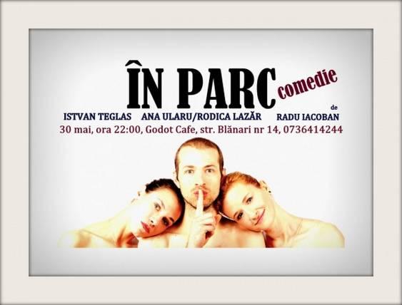 In parc_Istvan Teglas-spectacol de teatru
