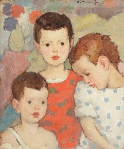 Nicolae Tonitza, Trei frati