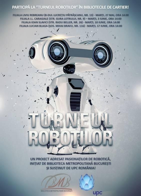 Turneul Robotilor