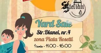 Yard Sale Baby