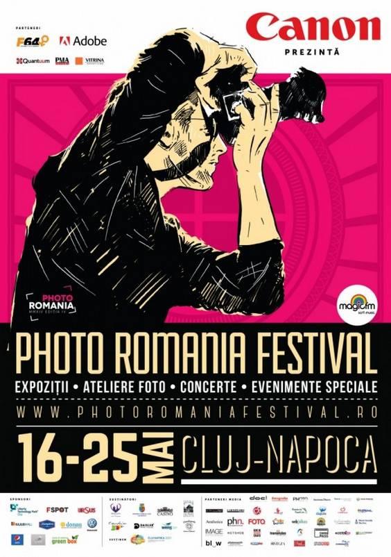 afis Photo Romania Festival