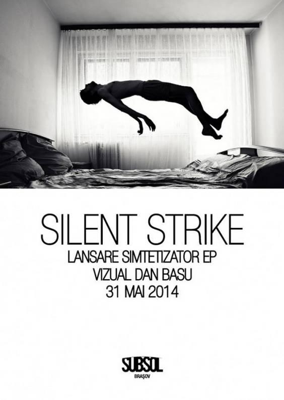 afis silent strike brasov