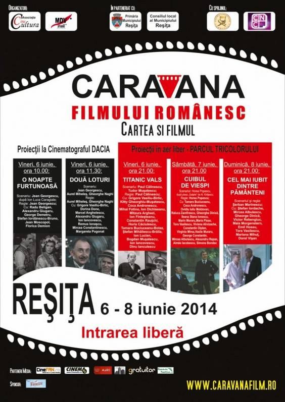 Afis Caravana_Resita