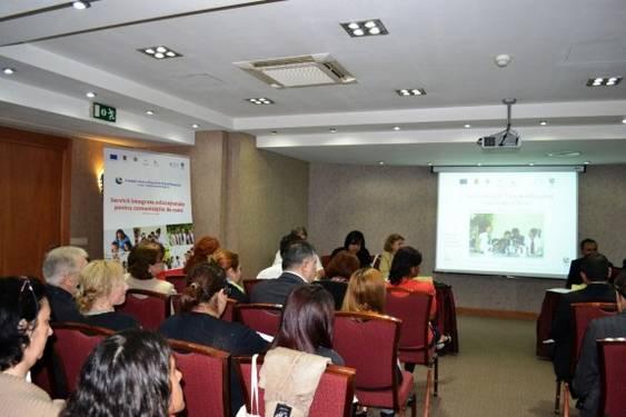 Conferinta de lansare proiect REF Romania 1