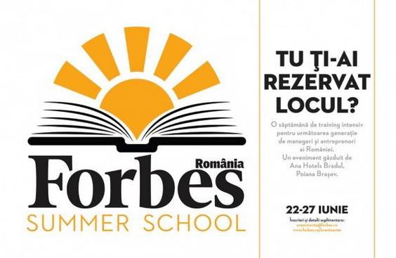FORBES Romania _Summer School