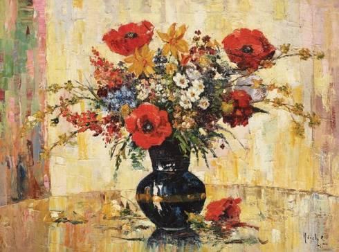 Flori de Camp, Rudolf Negely