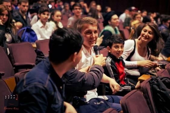 Fotografie eveniment Cinema-Edu