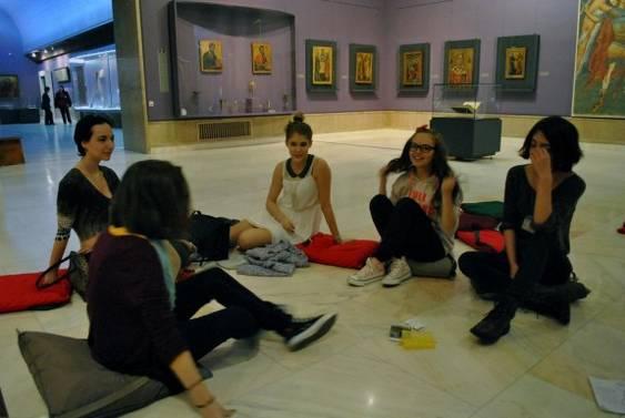 CADO in Galeria de Arta Veche Romaneasca