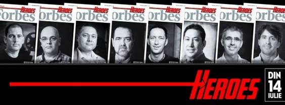 Forbes Heroes