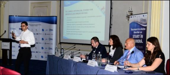 Irinel Ciocioc, Consilier al Ministrului Tineretului si Sportului