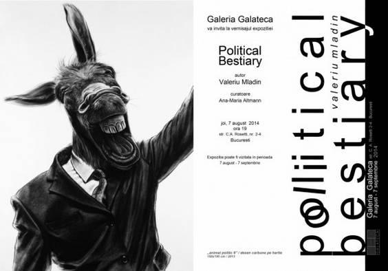 VALERIU MLADIN - political bestiary