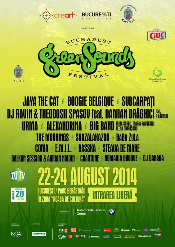 greensounds afis